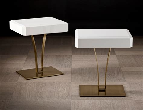 designer accent tables nella vetrina polifemo luxury italian end table white
