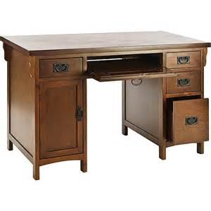 Walmart Laptop Desk Westgate Computer Desk Espresso Finish Walmart