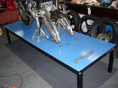 motorcycle bench plans download diy motorcycle workbench pdf diy horizontal
