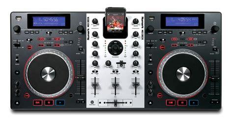 Alat Dj Set alat dj all in one dj system numark mixdeck legato center jakarta indonesia