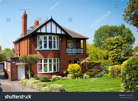 english house music typical english house garden stock photo 120216472 shutterstock