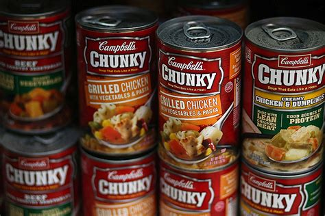 canned food this toxic chemical is lurking in your canned food and there s nothing you can do
