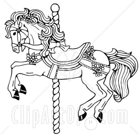 coloring pages of rocking horses 38 best images about paper mache horses on
