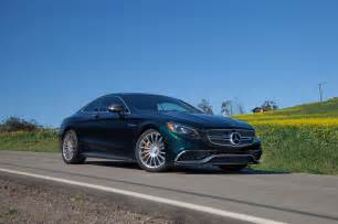 2015 mercedes s65 amg coupe test