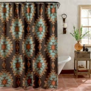 buy southwestern shower curtains from bed bath beyond
