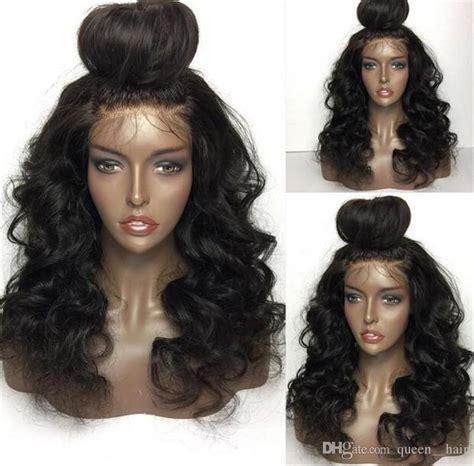 best wet wavy lace front wigs brazilian virgin human hair