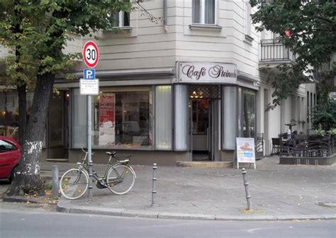eichkstraße 155 14055 berlin steinecke g 252 ntzelstra 223 e b 228 ckerei in berlin wilmersdorf