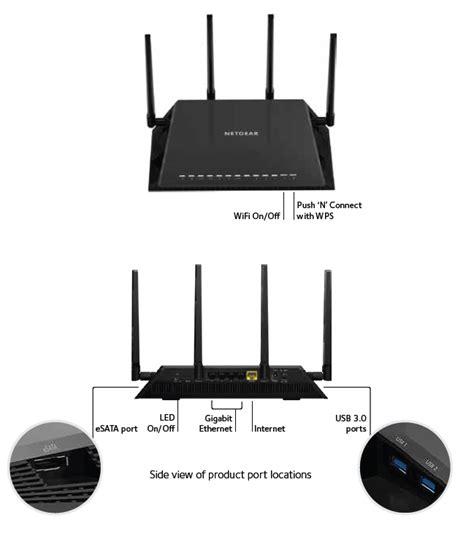 Netgear R7800 r7800 ac2600 nighthawk x4s gaming router netgear
