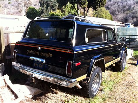 jeep cherokee golden eagle 1000 images about jeep fsj and j series on pinterest