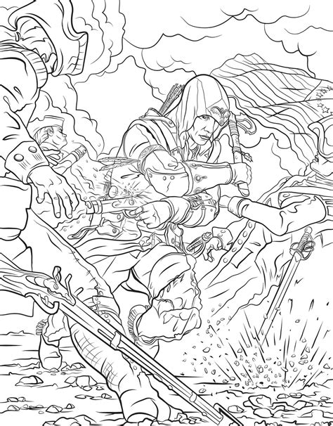 assassins creed colouring book assassin s creed the official coloring book book by insight editions official publisher