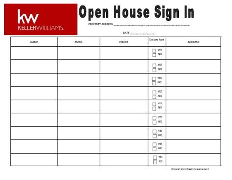 printable open house sheets open house sign in sheet open house signs house signs