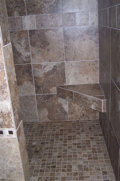 Enhancing Your Home And Lifestyle Walk In Door Less Walk In Tiled Shower Designs No Door