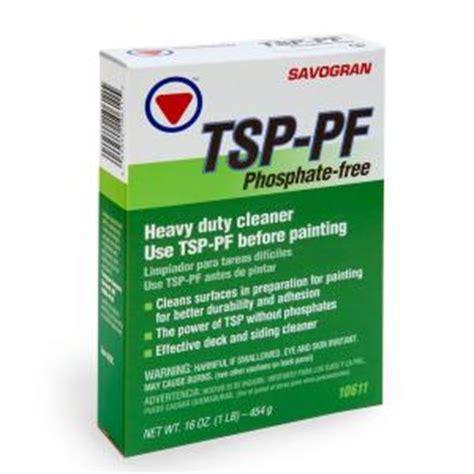 savogran  lb box tsp phosphate  heavy duty cleaner