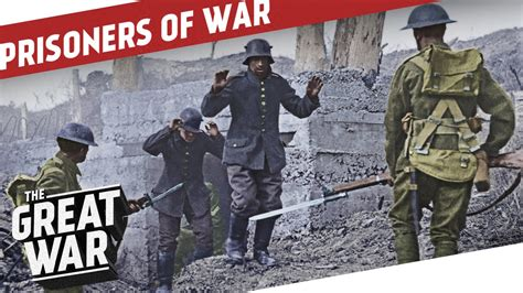 The Great 1 prisoners of war during world war 1 i the great war