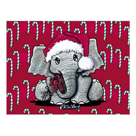 christmas elephants cards christmas elephants card