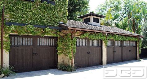 Spanish Style Garage Doors For Historical Santa Barbara Santa Barbara Overhead Door