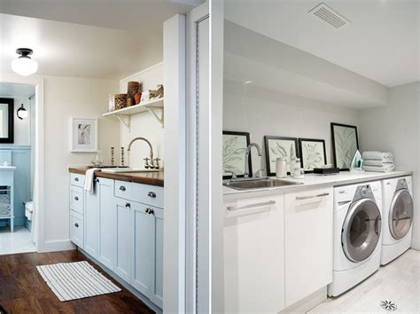 basement small laundry room idea the house decorating