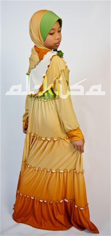 gamis friska batwing al kisa e muslima ak asma gamis anak with