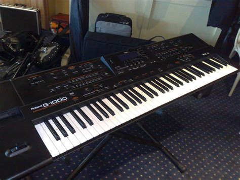 Keyboard Roland G 1000 roland g 1000 image 222208 audiofanzine