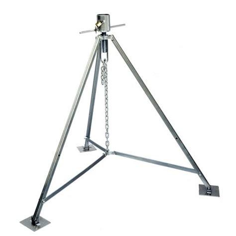 Tripod Stabilizer Kingpin Tripod Stabilizer Steel Ultra Fab U0001