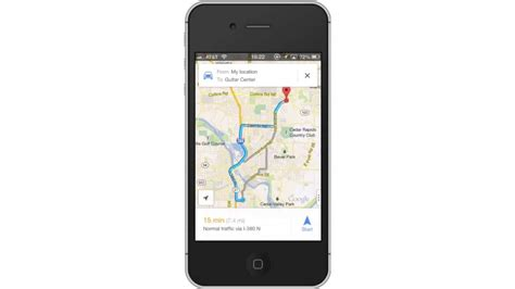 how to use gps for the iphone