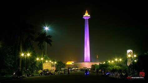 taman monumen nasional ikon kota jakarta tempat wisata terindah