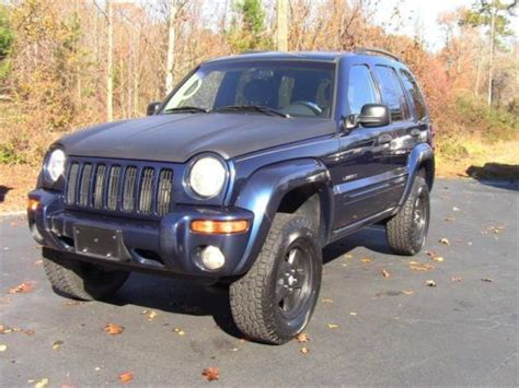 2002 Jeep Liberty Tires Find Used 2002 Jeep Liberty Limited Lifted With New