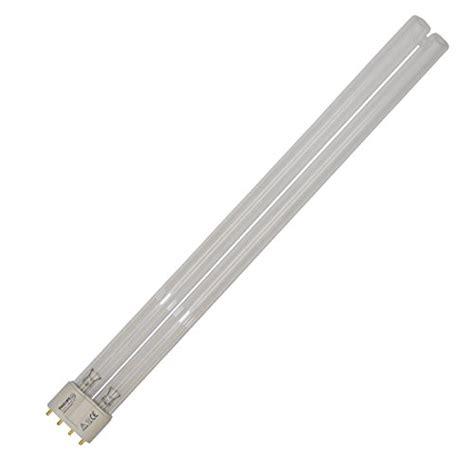 36 watt cfl l philips 265850 36 watt pl l tuv germicidal with 4 pin base