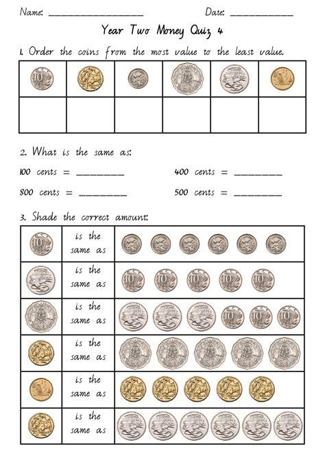 australian money worksheets money year 2 pdf matematika pinterest pdf math and