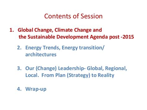 Of Calgary Mba Global Energy Management And Sustainable Development by 2015 Global Change Energy Architecture And Leadership