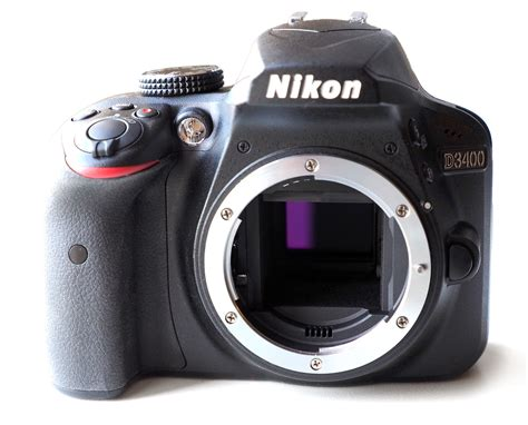 nikon new dslr nikon d3400 dslr review