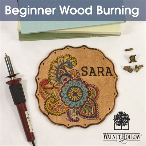 saras  wood burning walnuthollowcrafts