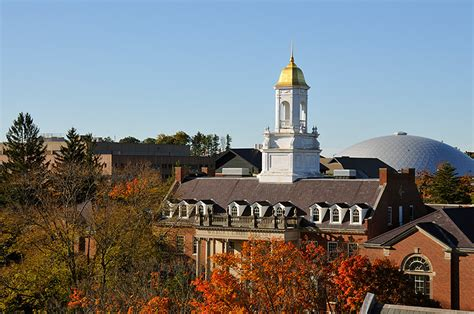 Mba Rankings Uconn by Fall Colors Show Cus At Its Best Uconn Today