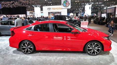 Honda Si Hp by 205 Hp For 2018 Honda Civic Si Autotrader Ca