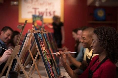 paint with a twist auburn painting with a twist opens in hoover thursday for byob