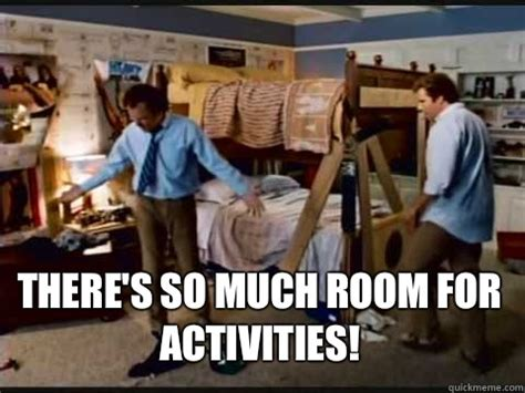 step brothers room for activities there s so much room for activities step brothers bunk beds quickmeme
