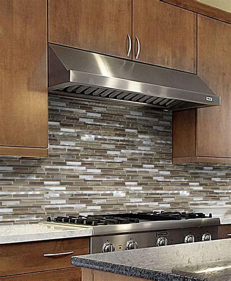 glass kitchen backsplash tiles brown metal glass mixed mosaic kitchen backsplash tile