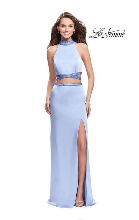 Blue Dress 25919 la femme 25746 la femme