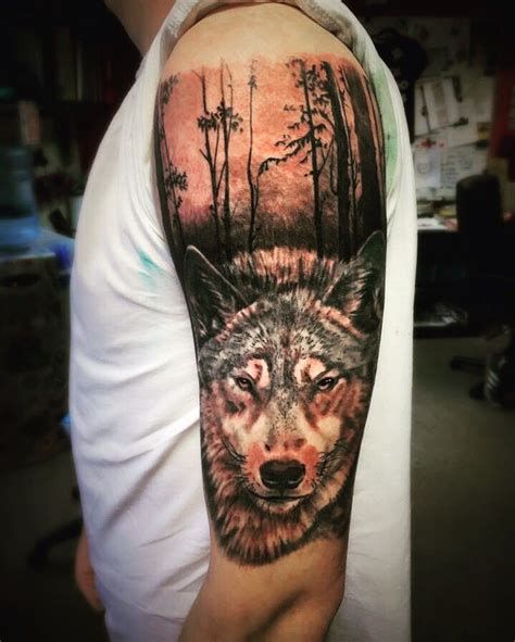 wolf arm tattoo 449 best images about awesome wolf tattoos on