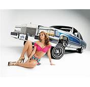 Model Caddy Lowrider Wallpaper Ezzw Girls Cars ♥ Sexy