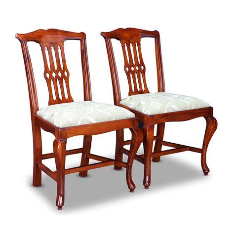 chippendale stuhl sch 246 nen chippendale stuhl aus nussbaum bei stilwohnen kaufen