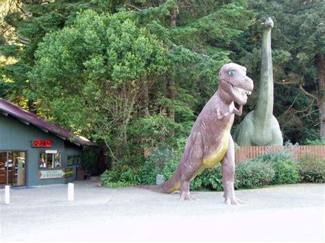 Prehistoric Gardens by Prehistoric Gardens Reviews Gold Oregon Coast