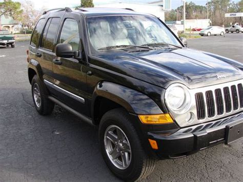 2005 Jeep Mpg Purchase Used 2005 Jeep Liberty Limited Sport Utility 4
