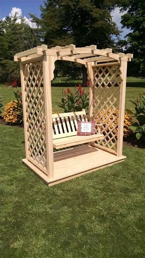 garden arbor swing 17 best ideas about arbor swing on pinterest outdoor