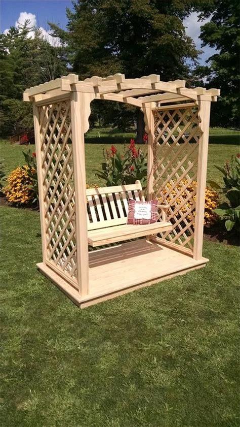 garden arbor swing 17 best ideas about arbor swing on pinterest outdoor