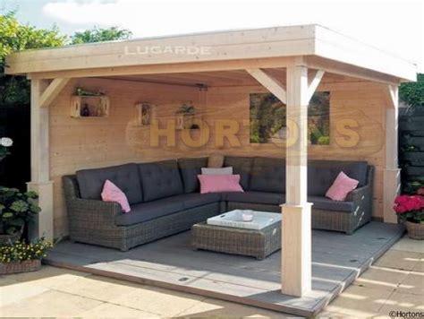 Garden Shelters For Sale Wooden Garden Gazebo And Timber Pergolas Hortons