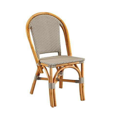 Classic Bistro Chair Furniture Classics 18 14 G Paley Bistro Side Chair Grey Discount Furniture At Hickory Park