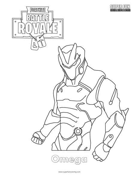 fortnite colouring pages fortnite skins coloring