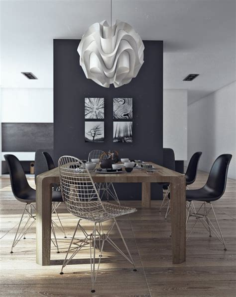 comedores minimalistas modernos 45 comedores minimalistas diferentes estilos y dise 241 os