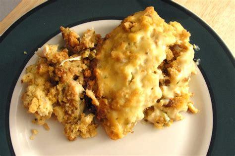 easy crock pot stuffing recipe dishmaps
